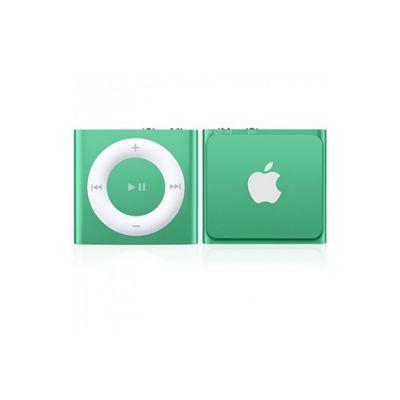 Apple iPod shuffle плейър 2GB (2012) - зелен цвят
