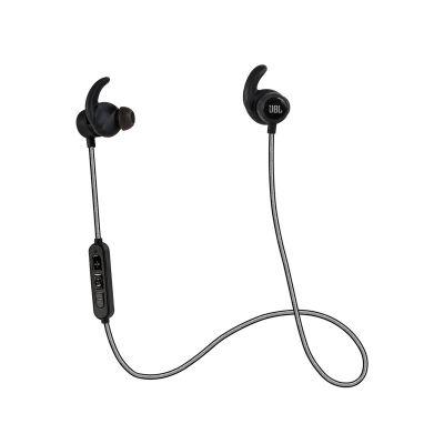 Черни спортни слушалки тип тапи Reflect Mini с Bluetooth