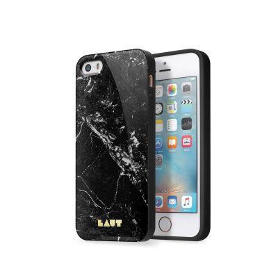 LAUT - Huex Elements iPhone 5s/SE case - Black