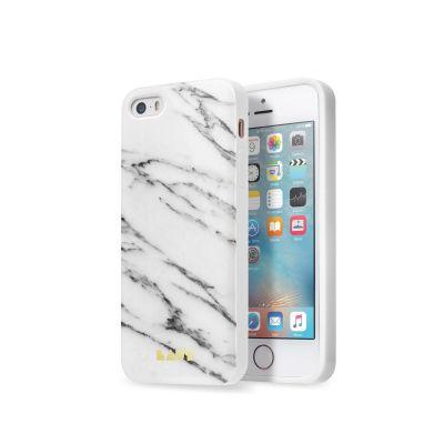 LAUT - Huex Elements iPhone 5s/SE case - White