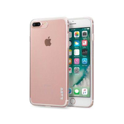 Прозрачен защитен кейс LUME за iPhone 7 Plus от Laut - UltraClear
