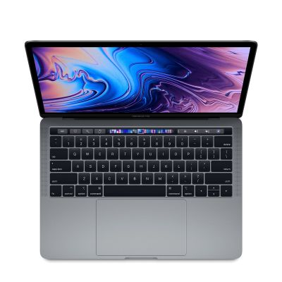 "MacBook Pro 13"" Touch Bar/QC i5 2.3GHz/8GB/256GB SSD/Intel Iris Plus Graphics 655/Space Grey - BG KB"