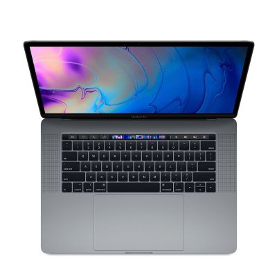 "MacBook Pro 15"" Touch Bar/6-core i7 2.2GHz/16GB/256GB SSD/Radeon Pro 555X w 4GB/Space Grey - BG KB"