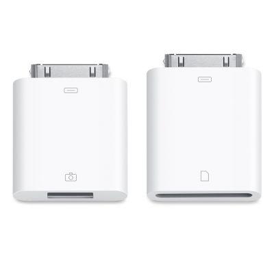 Apple комплект за свързване на фотоапарати към iPad