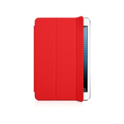 Apple iPad mini Smart Cover -Polyurethane - Red