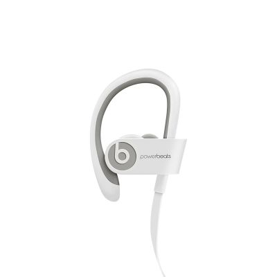 Beats Powerbeats2 In-Ear бели слушалки за спорт тип тапи