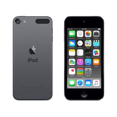 Тъмносив Apple iPod touch плейър 16GB 6-то поколение