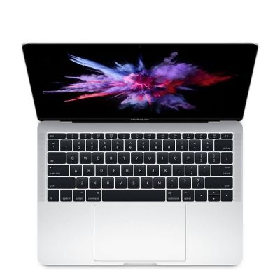 "Сребрист Apple MacBook Pro 13"" с двуядрен Intel Core i5 процесор, памет 256GB - българска клавиатура"