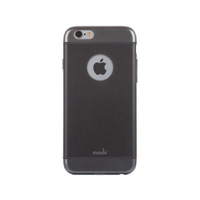 Черен кейс от поликарбонат Moshi за Apple iPhone 6
