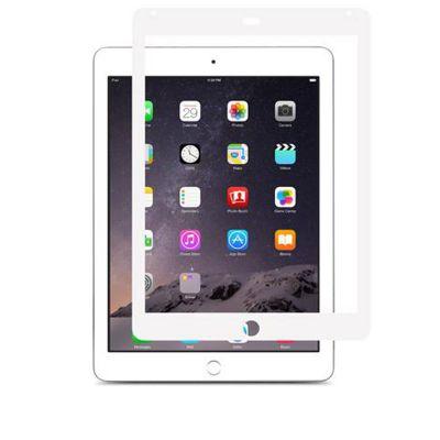 Бял протектор iVisor XT на Moshi за таблет iPad Air 2