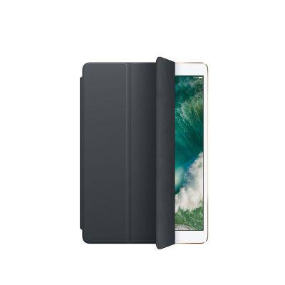 """Тъмносив полиуретанов калъф Smart Cover от Apple за таблет iPad Pro 10,5"""""""