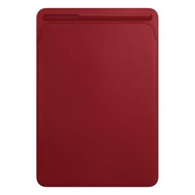 """Червен кожен калъф за таблет iPad Pro 10,5"""" от Apple"""