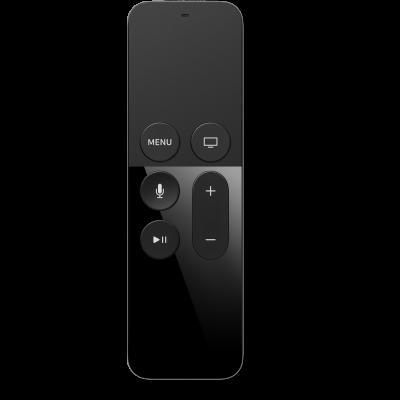 Bluetooth дистанционно Apple TV (2015) с тъч повърхност