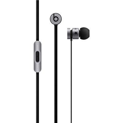 Beats urBeats In-Ear тъмносиви слушалки тип тапи