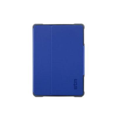 Син подсилен кейс Dux Plus Ultra Protective от STM за таблет Apple iPad mini 1/2/3