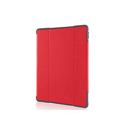 Червен подсилен кейс Dux Plus Ultra Protective от STM за таблет Apple iPad Pro 12,9''