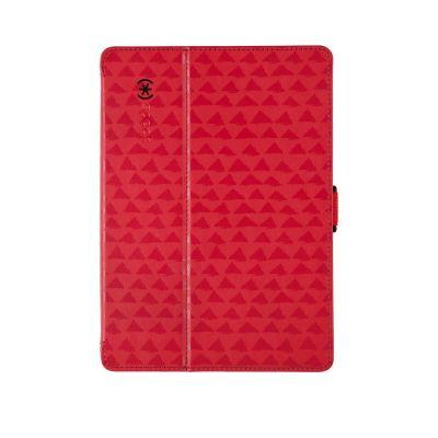 Защитен кейс за таблет iPad Air на Speck в червено и черно