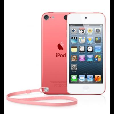 Apple iPod touch плейър (2012) с 64GB памет - розов цвят