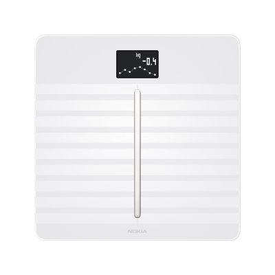 Бял Wi-Fi кантар Withings Body Cardio