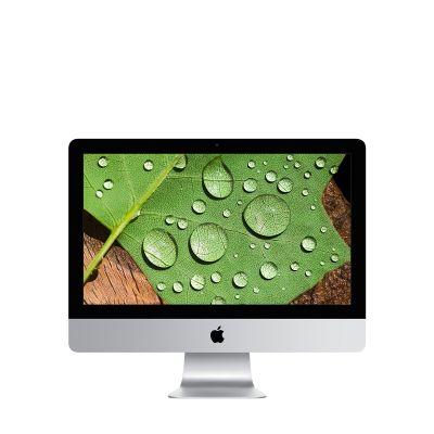 """Настолен компютър iMac 21,5"""" с четириядрен процесор i5 2,9GHz, памет 8GB/1TB, разопакован"""
