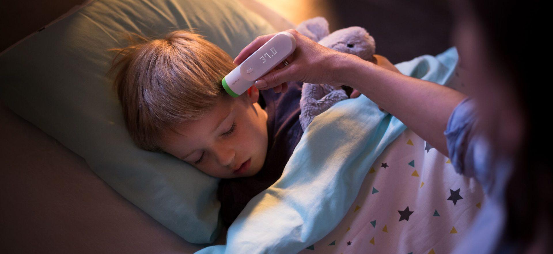 Nokia Thermo – един смарт термометър, който наистина помага