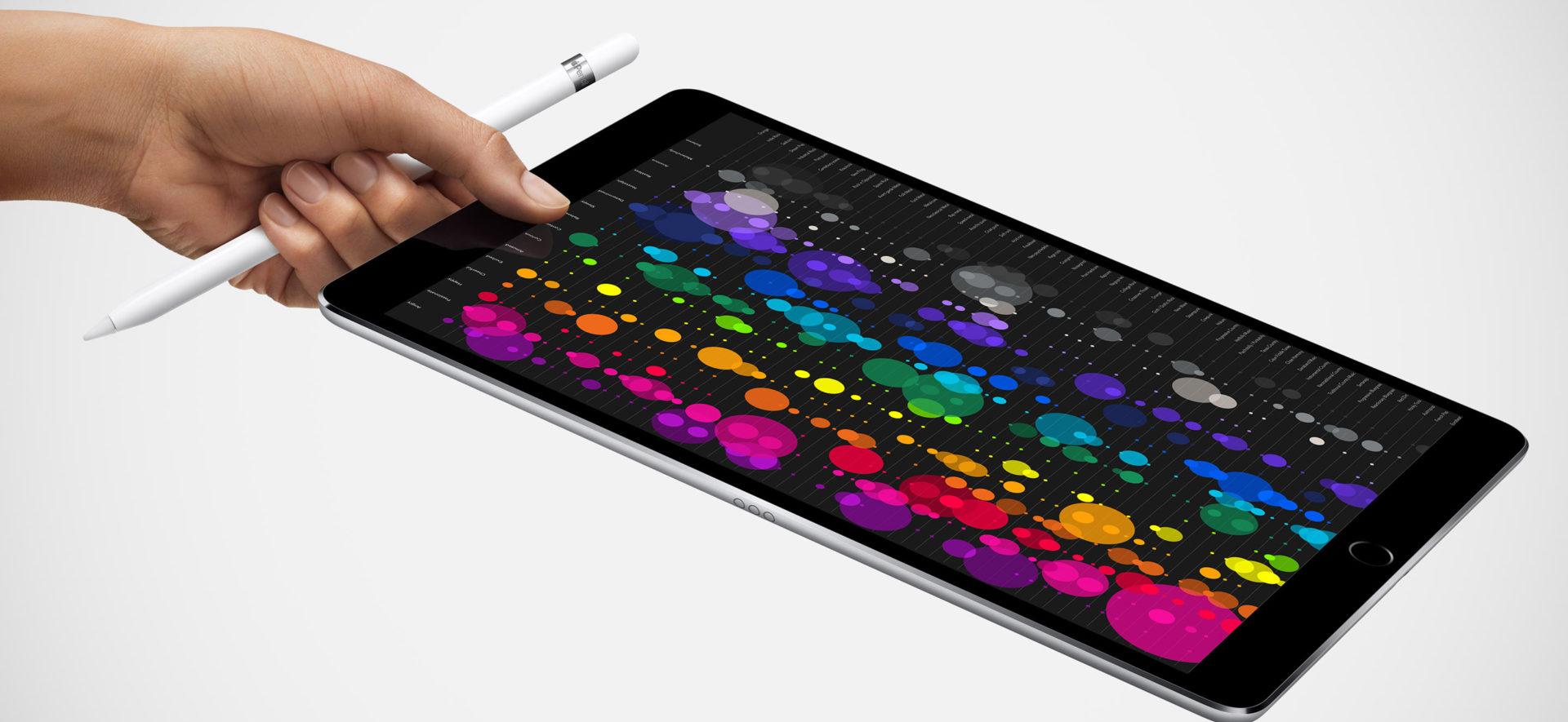 Ревю: 10.5'' iPad Pro