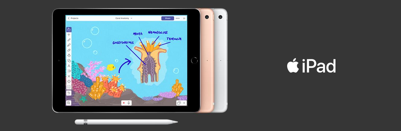 Вземи iPad от 40 лв на месец