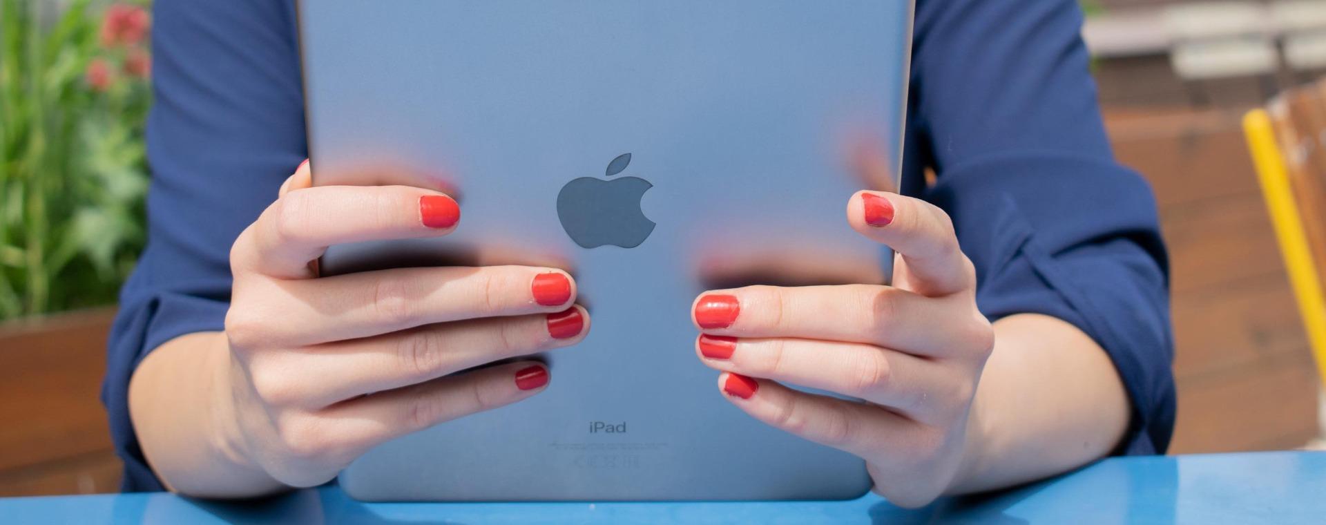 Шестото поколение iPad вече е тук
